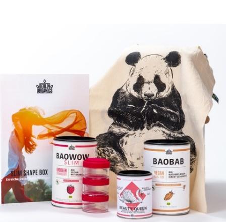 Berlin Organics Gutschein Paket