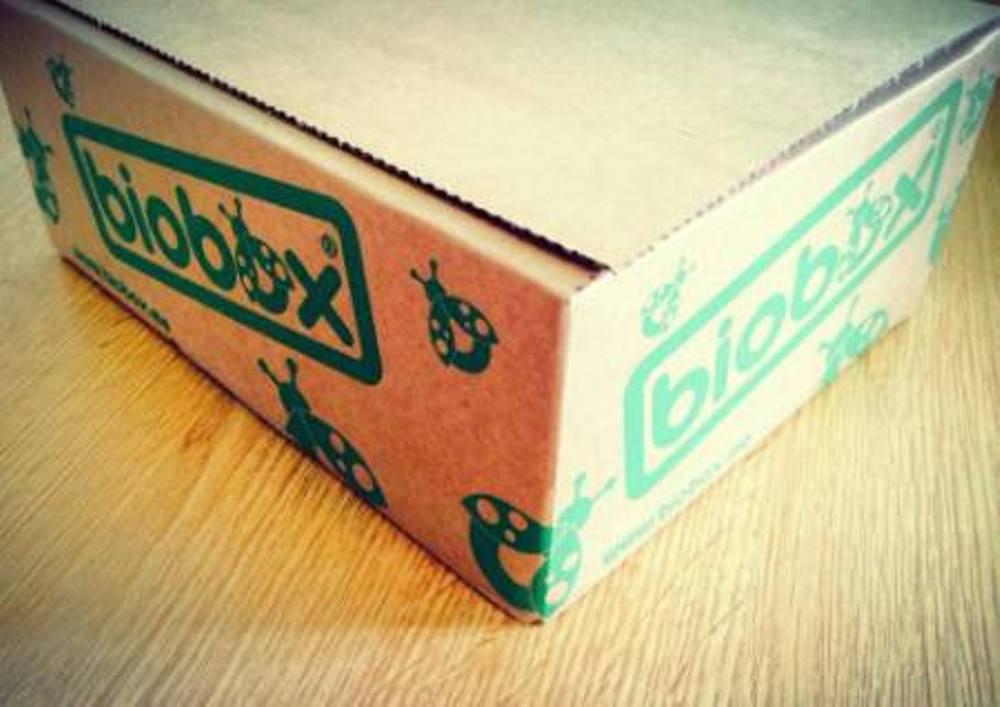Bio und vegane Foodbox - Biobox