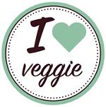 Logo i love veggie