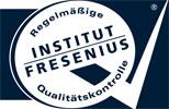 Qualitätssiegel Lebensmittel Institut Fresenius