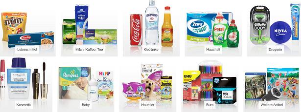 Amazon Gutschein Supermarkt