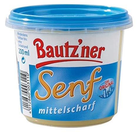 Bautzner Senf Logo
