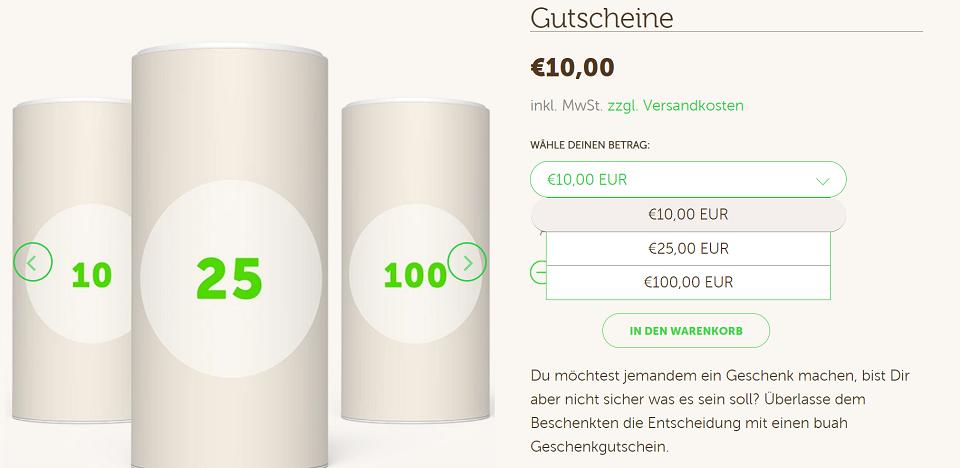 buah gutschein website geschenkgutschein kaufen