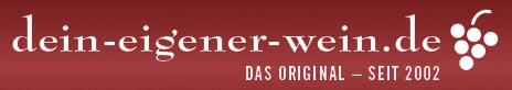Logo dein-eigener-wein.de