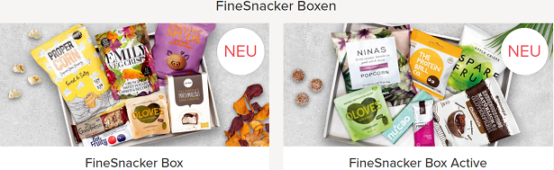 Foodist FineSnacker Box