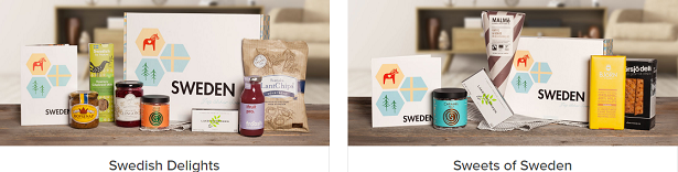 Foodist Sweden Box