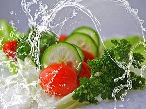 eine ausgewogene, gesunde Ernährung ist wichtig