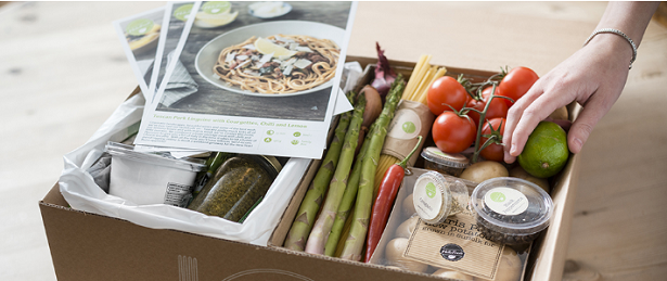 HelloFresh Kochbox Inhalt