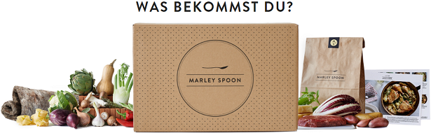 Marley Spoon Kochbox