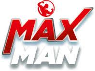 MaxMan Logo