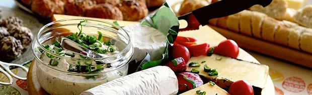 Milchprodukte bei vegetarischer Ernährung