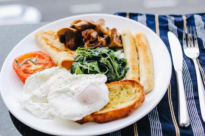Ökobilanz von Frühstück