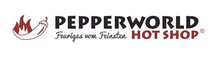 Pepperworld Hot Shop Logo