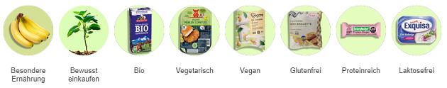 Bio Produkte bei Amazon Fresh