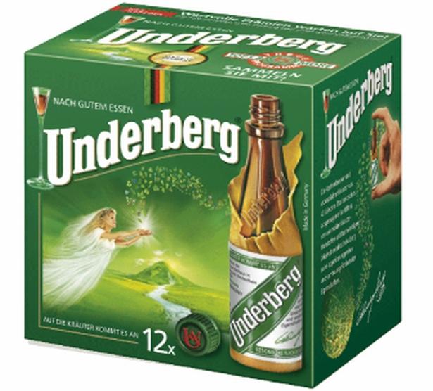 Underberg Kräuter-Bitter