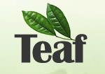 Logo Teaf