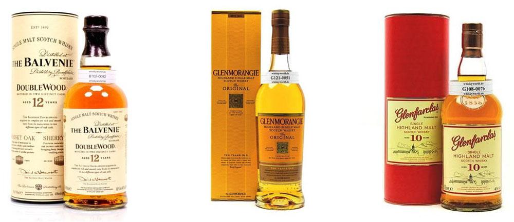 Whisky online kaufen - Whisky für Einsteiger