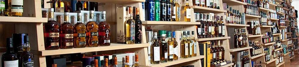 Whisky online kaufen - Whiskyworld